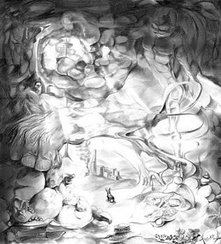 Rabbit Hole by Bret Sheppard