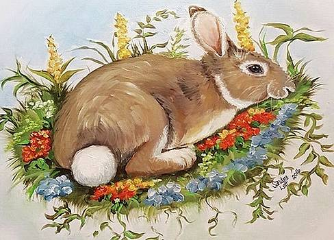 Rabbit Love by Sandra Lett