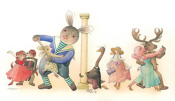 Kestutis Kasparavicius - Rabbit Marcus the Great 24