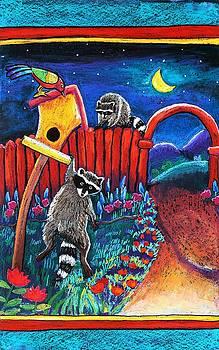 Harriet Peck Taylor - Raccoon Trouble
