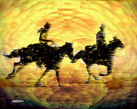 Race Across the Desert by Seth Weaver