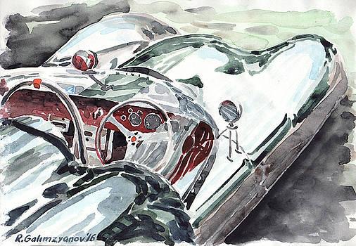 Race car by Rimzil Galimzyanov