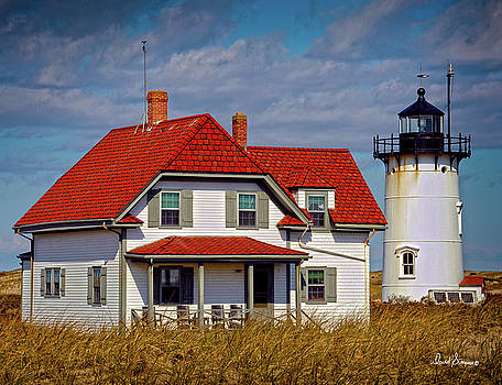 Race Point Light by David Simpson