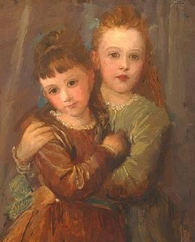 Watts George Frederick - Rachel And Laura Gurney