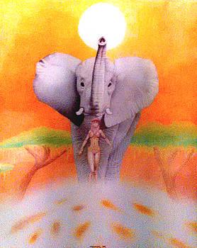 Rachel's Elephant by Jay Thomas II