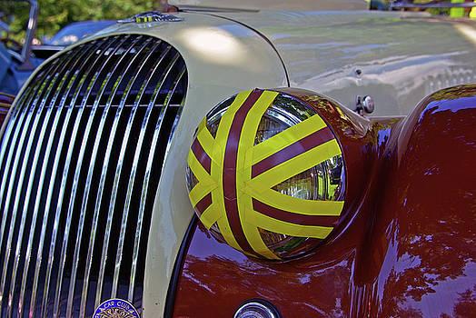 Racing Morgan by Paul Wash
