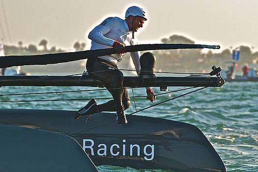 Steven Lapkin - Racing Strength