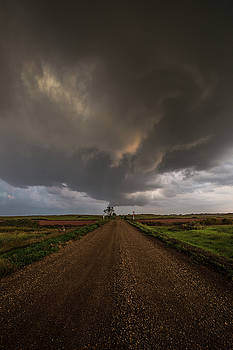 Radar indicated by Aaron J Groen