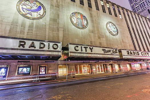 Jimmy McDonald - Radio City Night