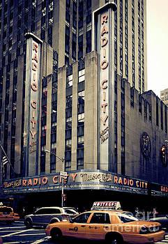 Radio City by RicharD Murphy