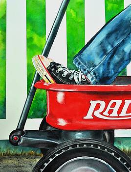 Radio Flyer by Don Whitson