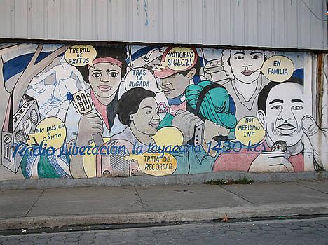 Unknown - Radio Liberacion Wall Art
