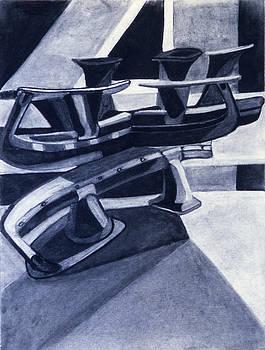Radius Point by Ken Yackel
