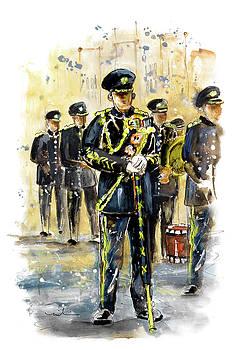 Miki De Goodaboom - RAF Military Parade In York