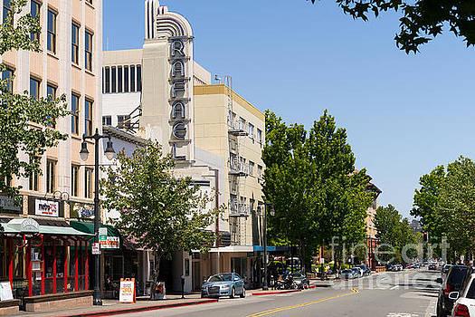 Wingsdomain Art and Photography - Rafael Theater in San Rafael California DSC3405