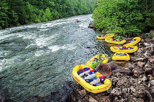 Paul Mashburn - Rafting The Ocoee