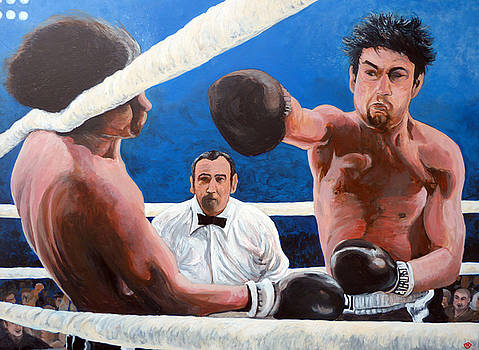 Tom Roderick - Raging Bull