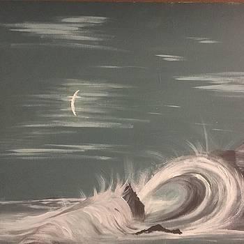Raging Wave by Jodi Eaton