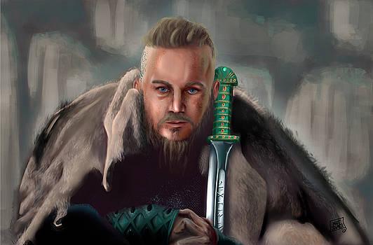 Ragnar Lothbrok by Matt James
