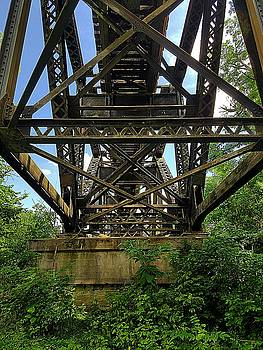 Joe Duket - Rail Trestle Over the Pigeon River
