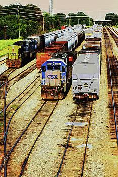 Karol Livote - Rail Yard