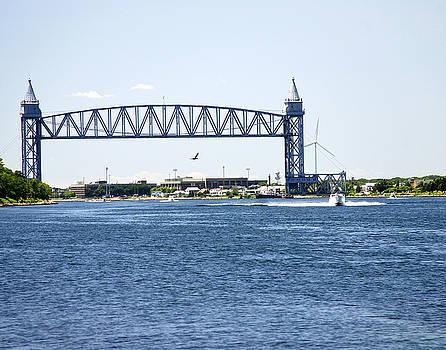 Mark Wiley - Railroad Bridge  Cape Cod Canal