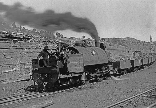 Railroad by Colorado Fuel and Iron Photo Department