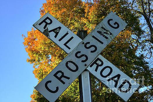 Bob Phillips - Railroad X-ing