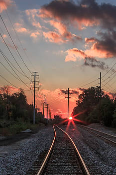 Rails to the Sun by Allen Ahner