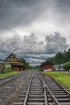 Rail Station Storm by Nathan Larson