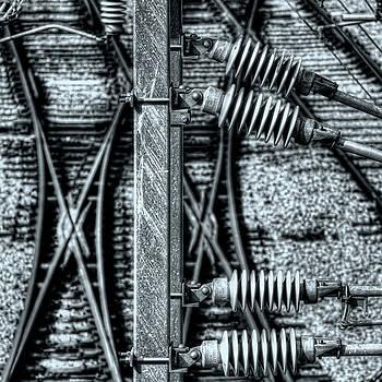 Railway Detail by Wayne Sherriff