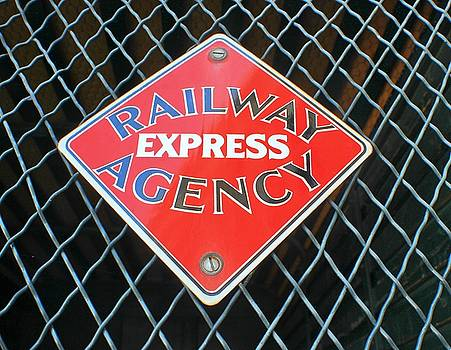 Railway Express by Douglas Miller