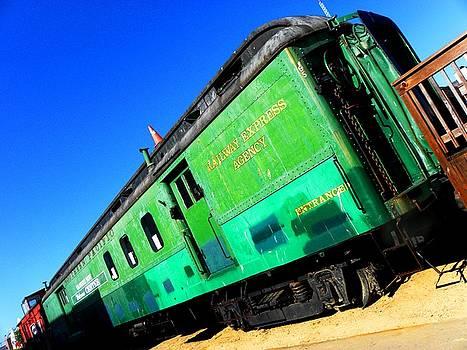 Elizabeth Hoskinson - Railway Express