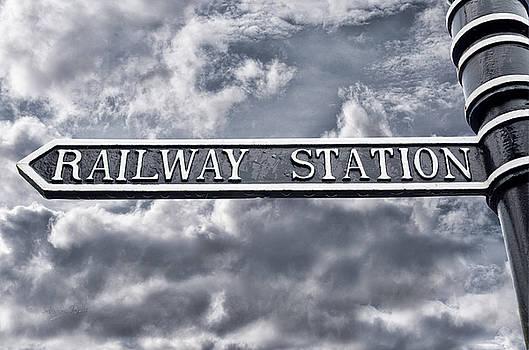 Sharon Popek - Railway Station
