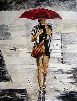 Rain 1 by Graham Swan