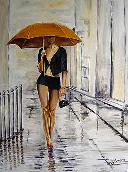 Rain 2 by Graham Swan