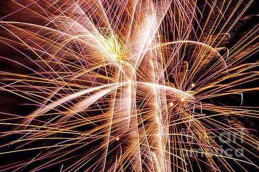 Bob Phillips - Rain-cooled Fireworks One