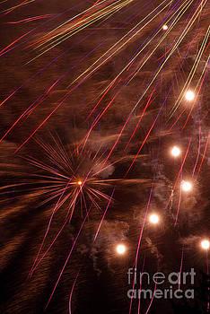 Bob Phillips - Rain-cooled Fireworks Two