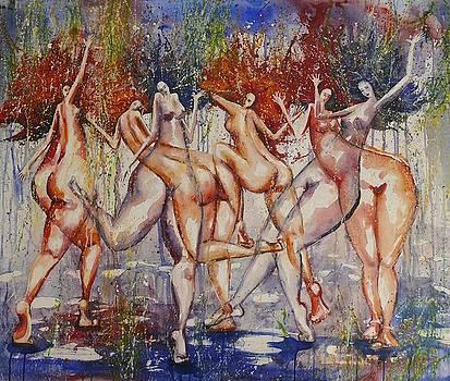 Dreja Novak - Rain Dance
