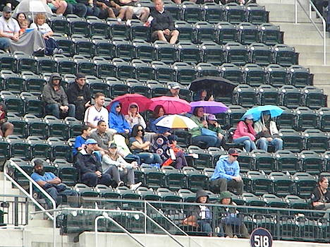 Rain Delay by Melissa Mendelson