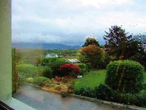Rain in Donegal Ireland by Jeannie Allerton
