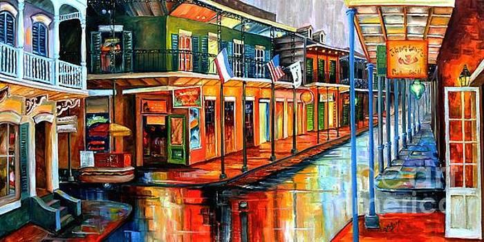 Rain in the Big Easy by Diane Millsap