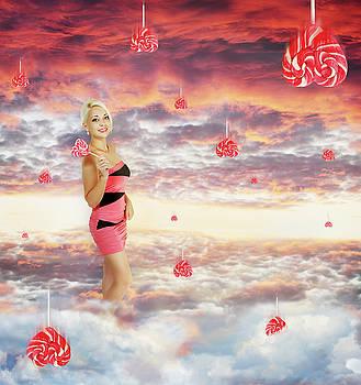 rain of candy by Iuliia Malivanchuk by Iuliia Malivanchuk