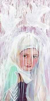 Rain of peace by Michal Shimoni