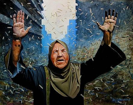 Rain of Terror by Doug Strickland