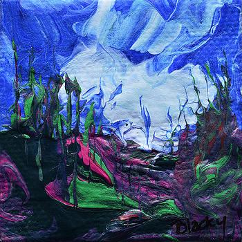 Donna Blackhall - Rain On My Mountain