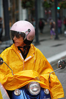 Rain rider  by Empty Wall