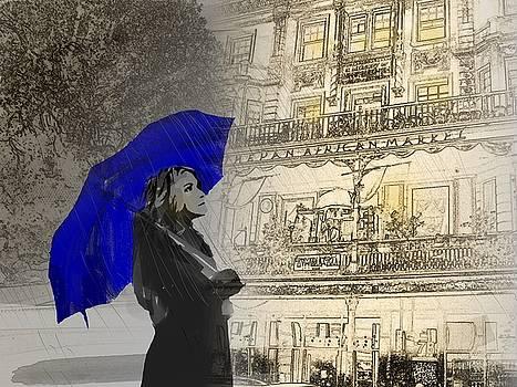Rain Walk by Andre Pillay
