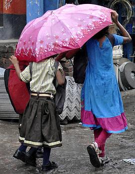 Bliss Of Art - Rain walk