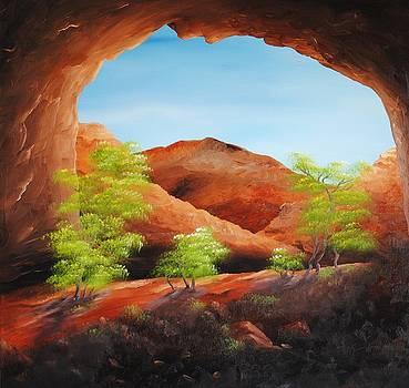Rainbow Arche by John Johnson